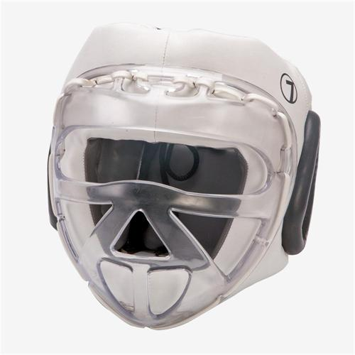 Seven Seven Fightgear Headgear with Face Shield